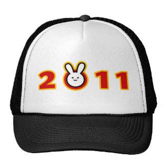 2011: Year of the Rabbit Trucker Hat