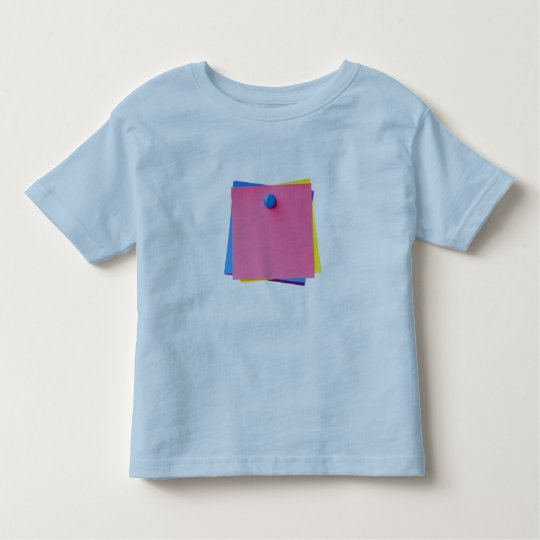20120219_IMG_0140-sticky notes isolated copy Toddler T-shirt