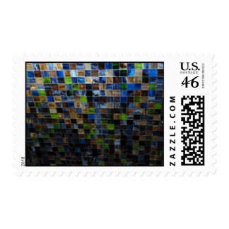 2012-09-09 19.51.12 BLUE GREEN MOSAIC GLASS SQUARE STAMP