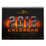 2012 6 years of Gaming - Classic Grid Calendars