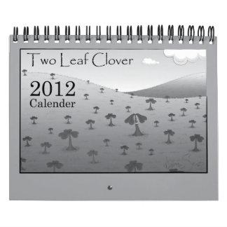 2012 7x11 Calendar