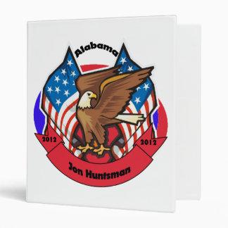 2012 Alabama for Jon Huntsman Binder