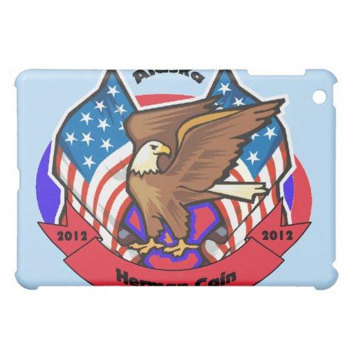 2012 Alaska for Herman Cain Case For The iPad Mini