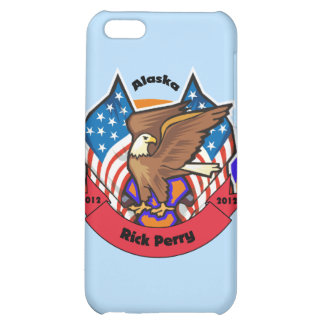 2012 Alaska for Rick Perry iPhone 5C Cases