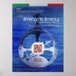 2012 Amerigo Vespucci Poster
