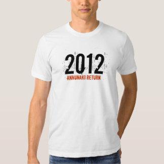 2012 Annunaki Return Tee