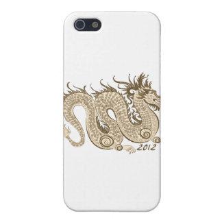 2012 Años Nuevos chinos el año del dragón iPhone 5 Cobertura