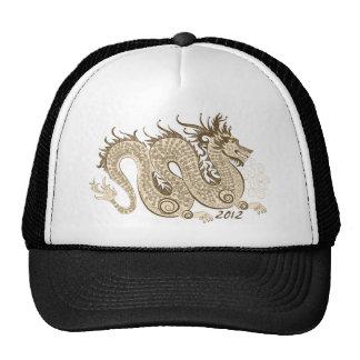 2012 Años Nuevos chinos, el año del dragón Gorro