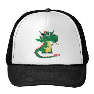 2012 Años Nuevos chinos, el año del dragón Gorro De Camionero