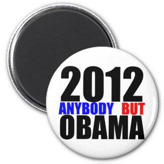 2012 Anybody But Obama Fridge Magnets