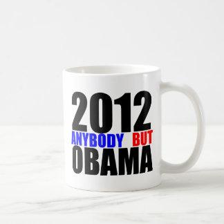 2012: Anybody But Obama Coffee Mugs
