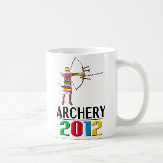 2012: Archery Coffee Mug