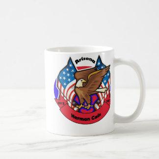 2012 Arizona for Herman Cain Coffee Mug