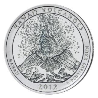 2012 ATB Quarter Hawaii Plate