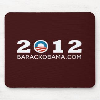 2012 Barack Obama Re-election Design Mouse Pad