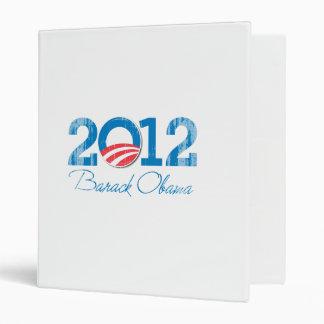 2012 - Barack Obama - Vintage.png Vinyl Binders