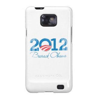 2012 - Barack Obama - Vintage.png Galaxy S2 Fundas