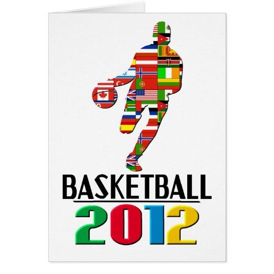2012: Basketball Card