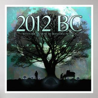 2012 BC Poster
