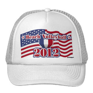 2012 Beach Volleyball Trucker Hats