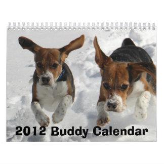 2012 Beagle Calendar