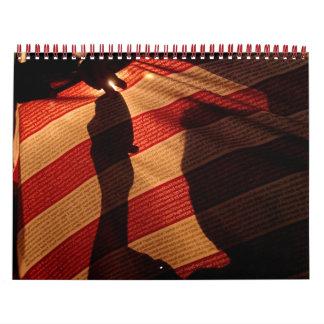 2012 bendiga a nuestras tropas calendario