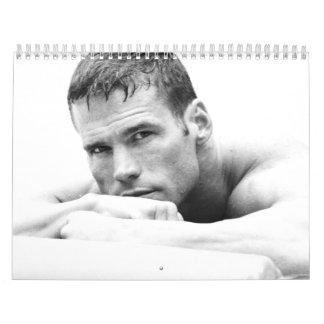 2012 Bodybuilding Calendar - Faces