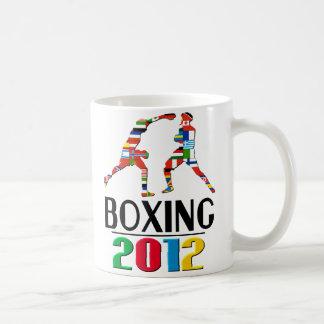 2012: Boxing Coffee Mug