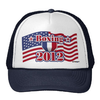 2012 Boxing Mesh Hats