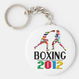 2012 Boxing Keychains