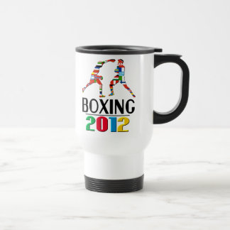2012: Boxing Travel Mug