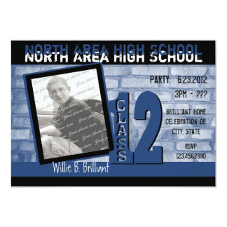 2012 Brickwork Graffiti / Blue Card