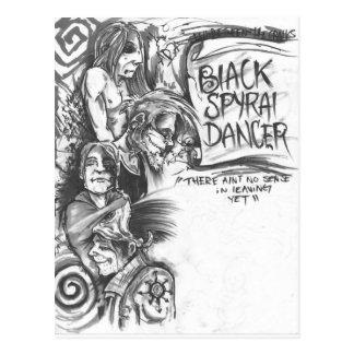 2012 BSD Band Caricatures Template Postcard