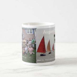 2012 Builder's Cup - EQUULEUS Classic White Coffee Mug