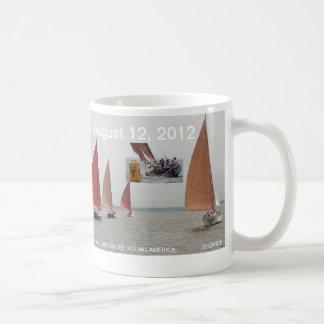 2012 Builder's Cup - PEGASUS Classic White Coffee Mug