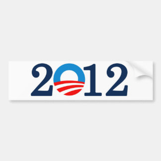 """2012"" Bumper Sticker"