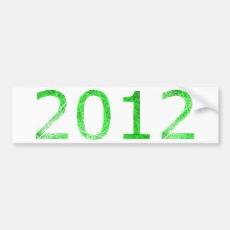 2012 by Aeralas Bumper Sticker