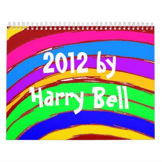 2012 By Harry Bell Calendar