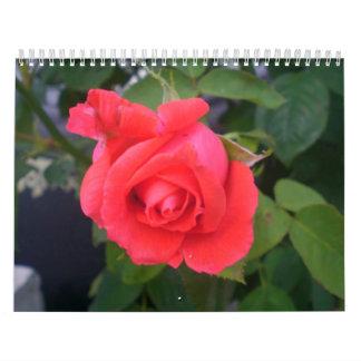 2012 Calendar Flowers for Every Season