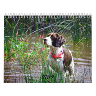 2012 Calendar With Dog Pictures