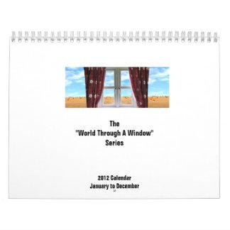 2012 calendario Windows
