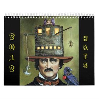 2012 Calender HATS Calendar
