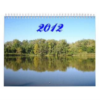 2012 Calener Of The Seasons Calendar