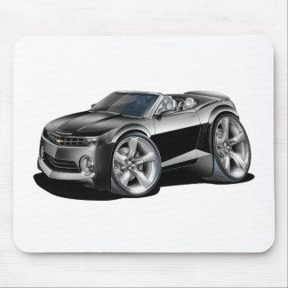 2012 Camaro Black Convertible Mouse Pad