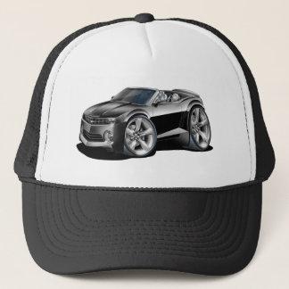 2012 Camaro Black Convertible Trucker Hat