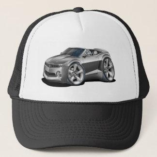 2012 Camaro Grey Convertible Trucker Hat
