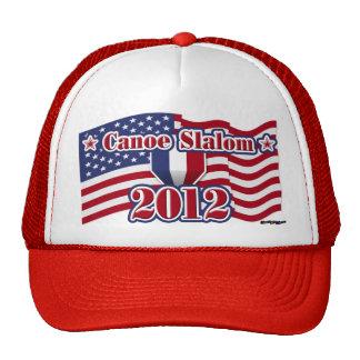 2012 Canoe Slalom Trucker Hats