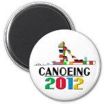 2012: Canoeing Fridge Magnets