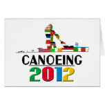 2012: Canoeing Greeting Cards