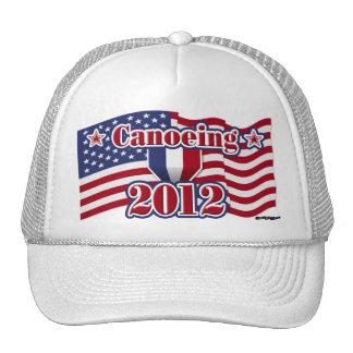 2012 Canoeing Trucker Hat